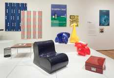 From GalleriesNow.net - Designing Modern Women 1890–1990 @MoMA, New York, New York