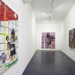 Galerie Nathalie Obadia, r. du Cloitre Saint-Merri Manuel Ocampo Notes from the Ste Anne Asylum-6