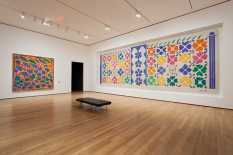 From GalleriesNow.net - Henri Matisse: The Cut-Outs  @MoMA, New York, New York