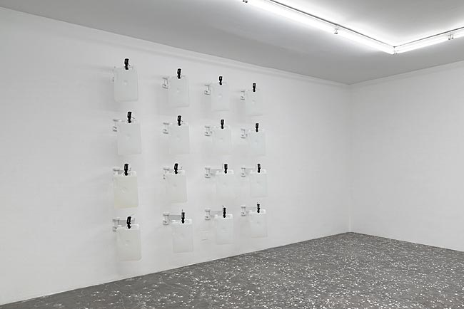 Sean Raspet: New Flavors and Fragrances at New Galerie