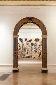 From GalleriesNow.net - Anselm Kiefer @Royal Academy of Arts, London