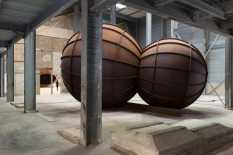 From GalleriesNow.net - Ai Weiwei, Anish Kapoor, Michelangelo Pistoletto, Sislej Xhafa: Long-term Projects @Galleria Continua Les Moulins, Boissy-le-Châtel