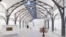 From GalleriesNow.net - Mariana Castillo Deball: Parergon @Hamburger Bahnhof - Museum fur Gegenwart, Berlin