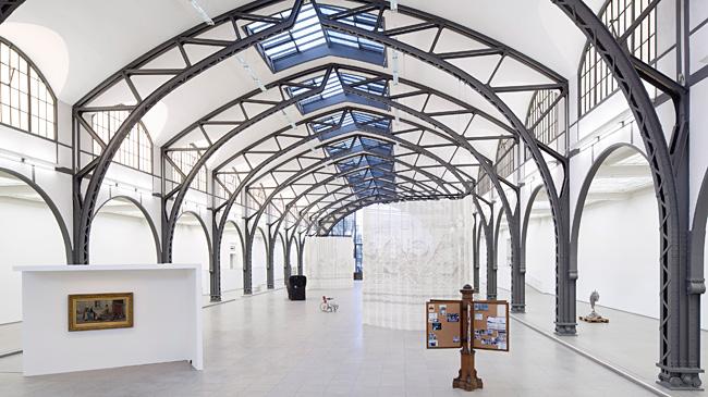 Hamburger Bahnhof Museum fur Gegenwart Mariana Castillo Deball 1