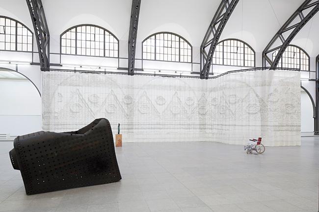 Hamburger Bahnhof Museum fur Gegenwart Mariana Castillo Deball 3