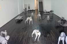 From GalleriesNow.net - Elizabeth Jaeger: Six Thirty @Jack Hanley Gallery, New York