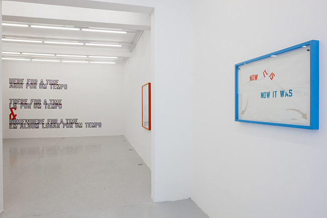 Mendes Wood DM Lawrence Weiner Somewhere 2