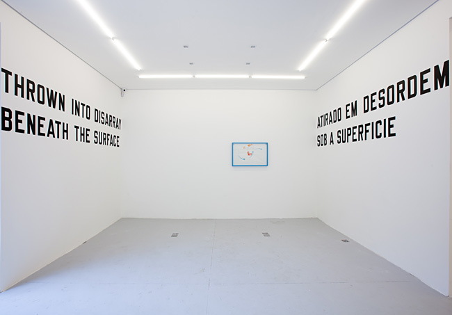 Mendes Wood DM Lawrence Weiner Somewhere 4