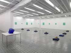 From GalleriesNow.net - Jean-Luc Moulène: Torture Concrete @Miguel Abreu Gallery, New York