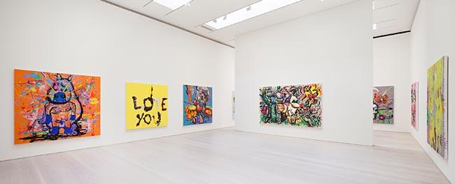 Galerie Forsblom Bjarne Melgaard 2
