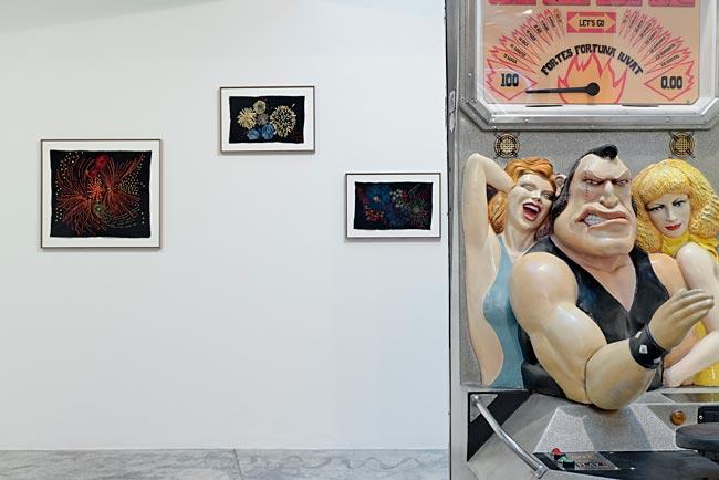 Galerie Georges-Philippe Nathalie Vallois Pilar Albarracin 2