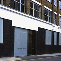 Gagosian Britannia St, London  - GalleriesNow.net