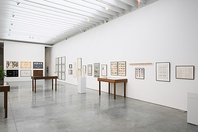 Paul Kasmin Gallery Marcel Broodthaers 2
