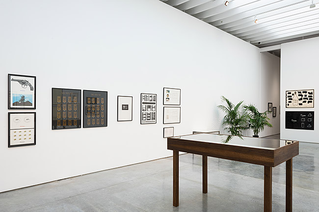 Paul Kasmin Gallery Marcel Broodthaers 5