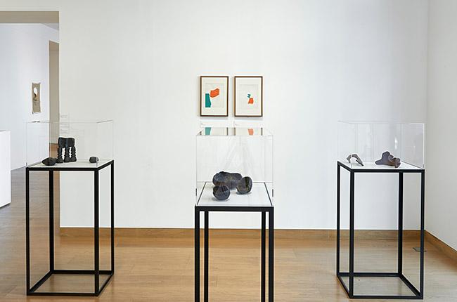 Waddington Custot Galleries Barry Flanagan 2