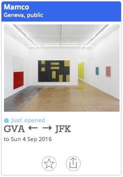 GVA ← → JFK