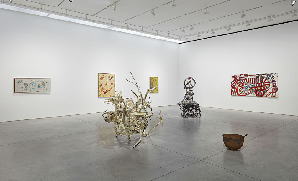 Marianne Boesky Gallery I Talk With The Spirits 1