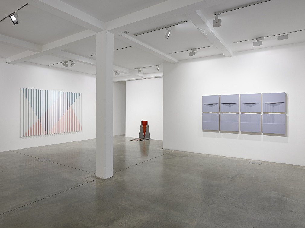 Rana begum the space between at parasol unit foundation for