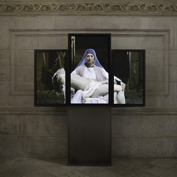 Bill Viola: Mary @Blain|Southern, Hanover Sq, London  - GalleriesNow.net