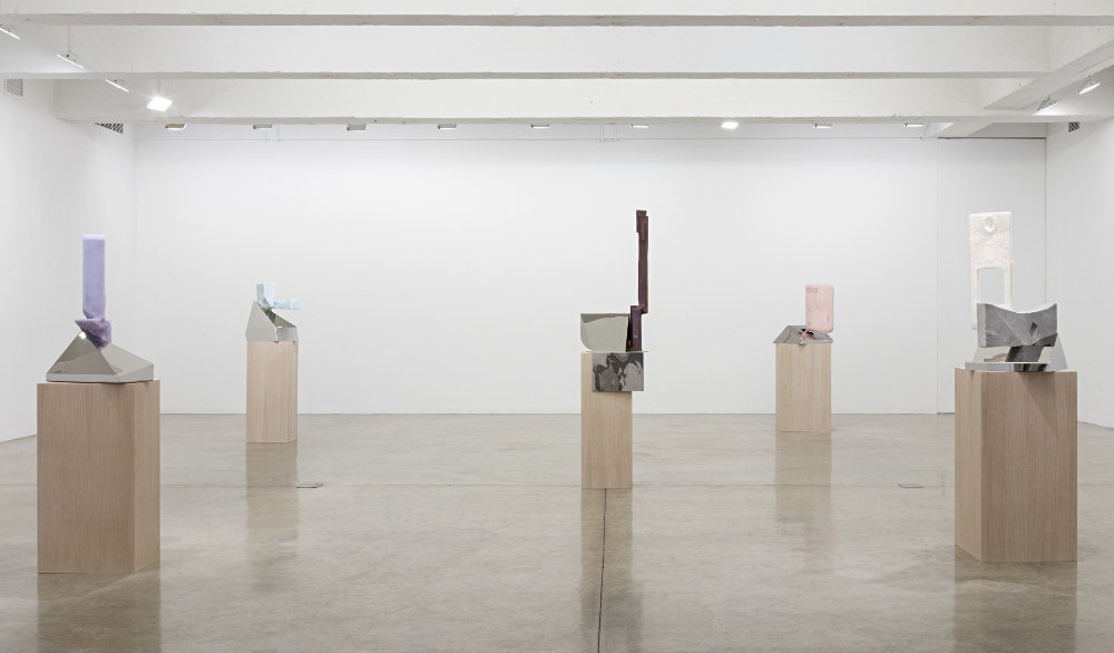 Charles Long: b 4 u at Tanya Bonakdar Gallery