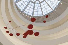 From GalleriesNow.net - Visionaries: Creating a Modern Guggenheim @Guggenheim Museum, New York