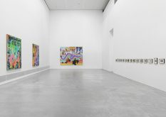 From GalleriesNow.net - Christine Streuli: Fred-Thieler-Preis 2017 @Berlinische Galerie, Berlin