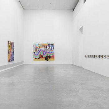 Christine Streuli: Fred-Thieler-Preis 2017 @Berlinische Galerie, Berlin  - GalleriesNow.net