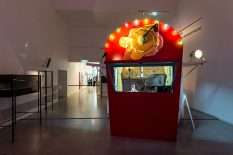 From GalleriesNow.net - John Bock: In the Moloch of the Presence of Being @Berlinische Galerie, Berlin