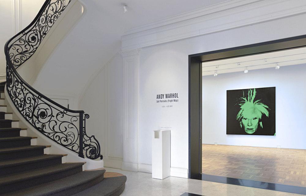 Skarstedt Andy Warhol 1