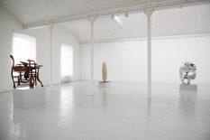 From GalleriesNow.net - Tony Cragg: Skulls etc. @Tucci Russo - Studio per l'Arte Contemporanea, Torre Pellice (Turin)