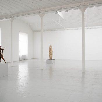 Tony Cragg: Skulls etc. @Tucci Russo - Studio per l'Arte Contemporanea, Torre Pellice (Turin)  - GalleriesNow.net