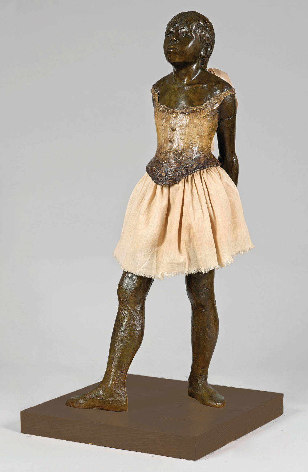 degas ballerina sculpture - HD 1000×1532