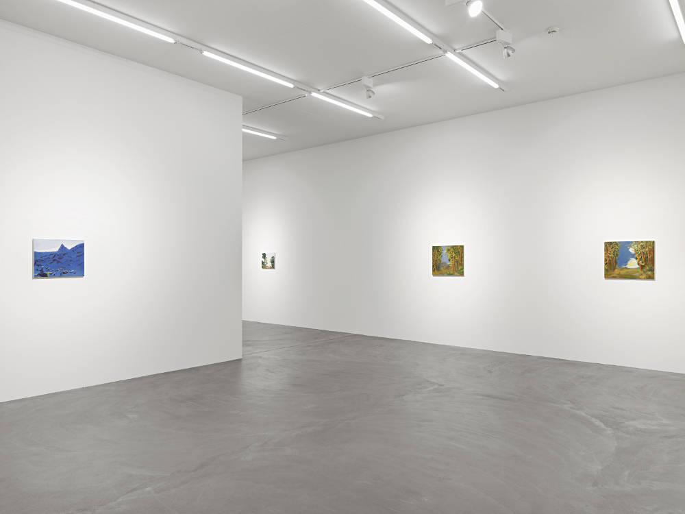 Galerie Eva Presenhuber Lowenbrau Karen Kilimnik 3