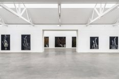 From GalleriesNow.net - Georg Baselitz: Descente @Galerie Thaddaeus Ropac, Pantin, Paris