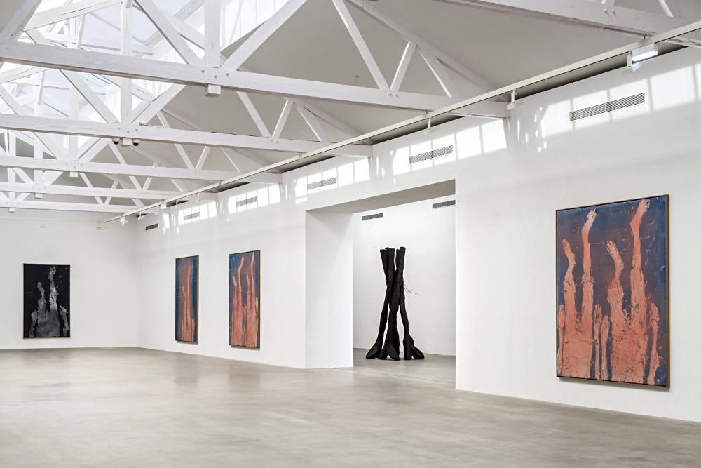 Galerie Thaddaeus Ropac Pantin Georg Baselitz 2