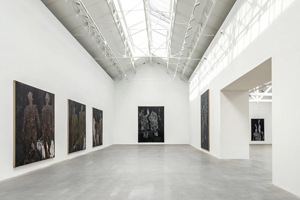 Galerie Thaddaeus Ropac Pantin Georg Baselitz 4