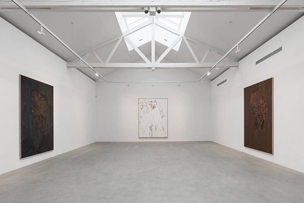 Galerie Thaddaeus Ropac Pantin Georg Baselitz 5