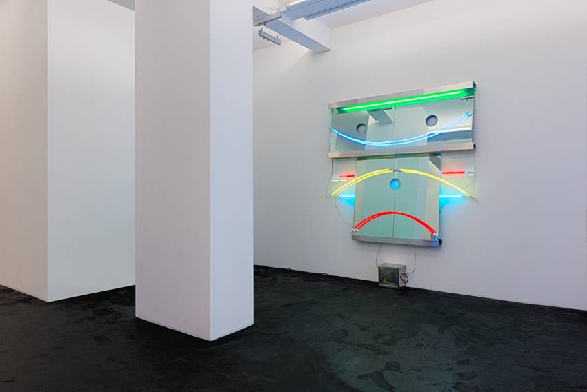 Hausler Contemporary Zurich Keith Sonnier 1