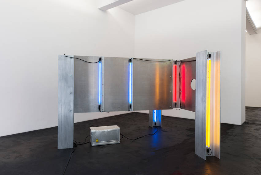 Hausler Contemporary Zurich Keith Sonnier 2