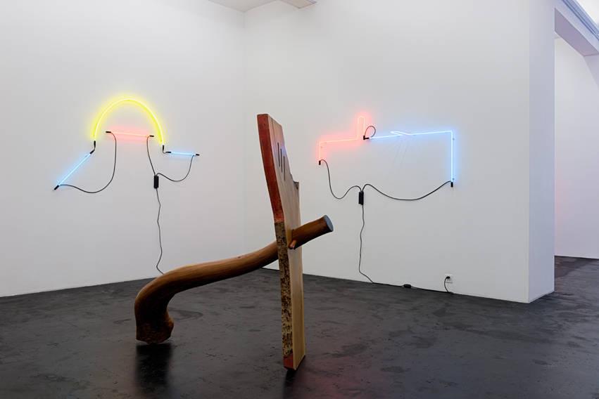 Hausler Contemporary Zurich Keith Sonnier 3