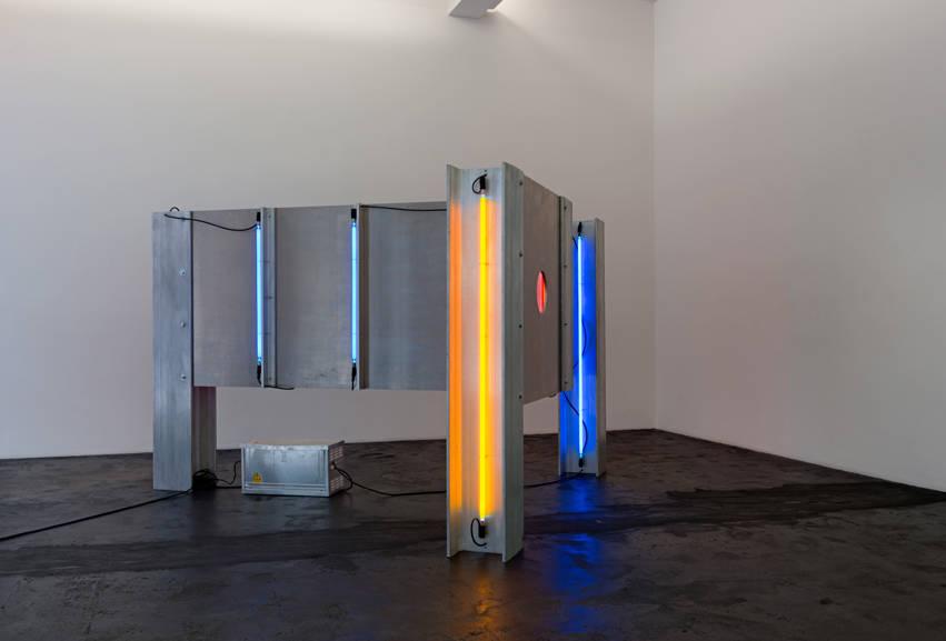 Hausler Contemporary Zurich Keith Sonnier 6