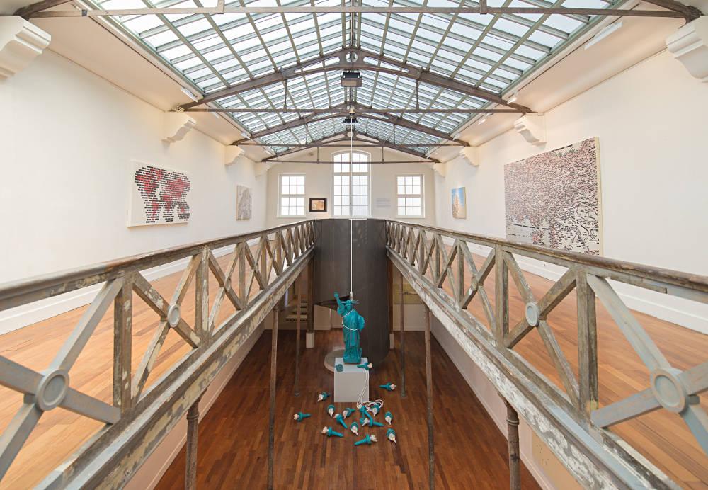 Tornabuoni Art Paris Emilio Isgro 2