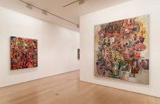 From GalleriesNow.net - Elliott Hundley: Movement V @Bernier/Eliades, Athens