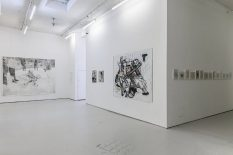 From GalleriesNow.net - Graphic Witness @Drawing Room, London