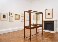 From GalleriesNow.net - Joseph Beuys: Sculpture and Early Drawings @Galerie Thaddaeus Ropac, London, London