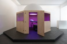 From GalleriesNow.net - James Turrell: Alien Exam @Häusler Contemporary München, Munich