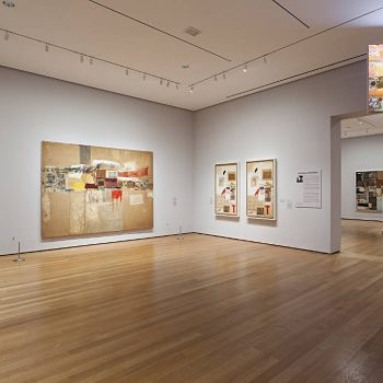 Robert Rauschenberg: Among Friends @MoMA, New York, New York  - GalleriesNow.net