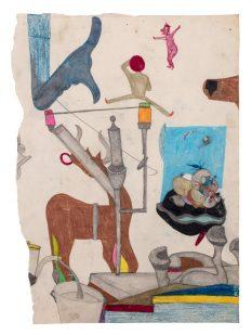 From GalleriesNow.net - Susan Te Kahurangi King @Marlborough Contemporary, London