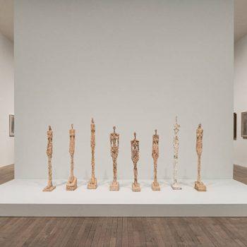 Giacometti @Tate Modern, London  - GalleriesNow.net