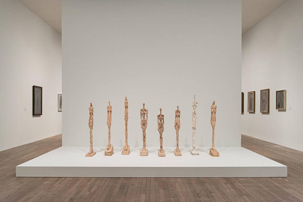 Giacometti at Tate Modern